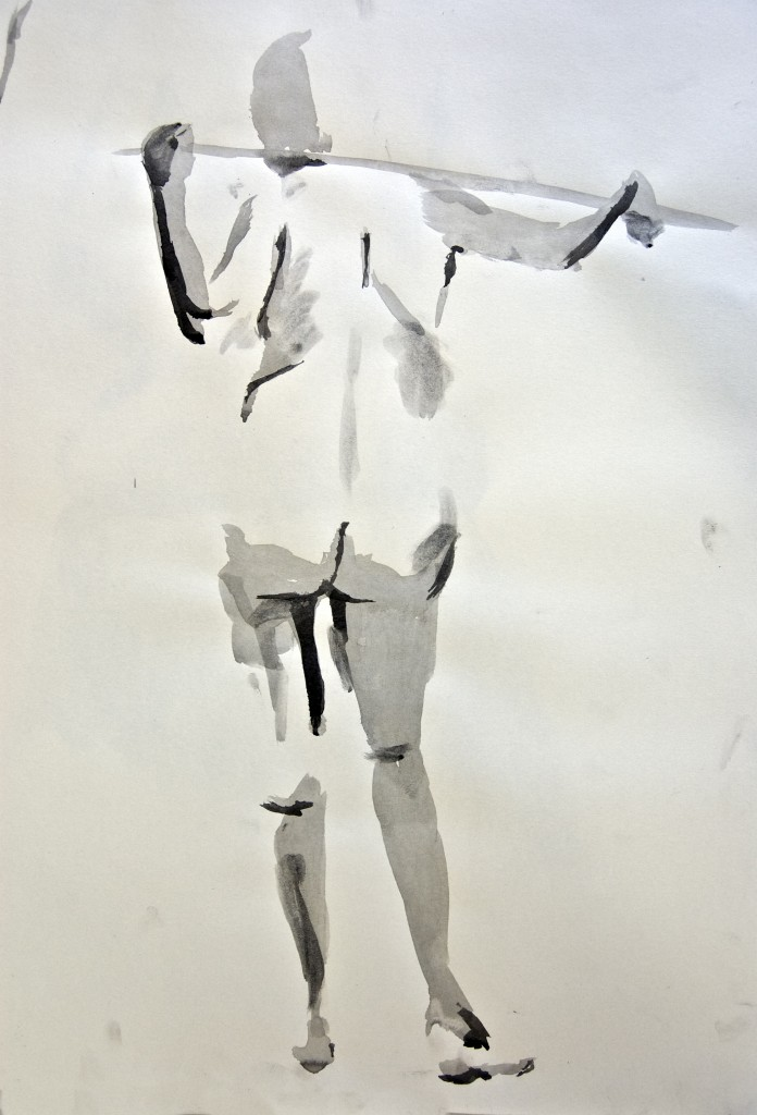 15 Lauren_Boothe Figure Ink wash